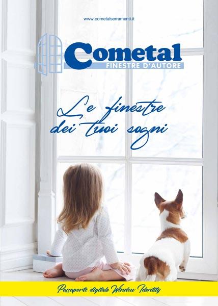 Catalogo Cometal Serramenti italiano